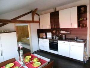 Ferienwohnung / Küche